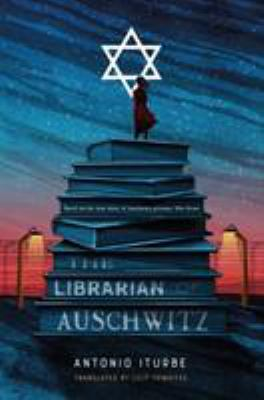 The Librarian of Auschwitz  book jacket