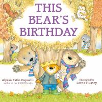 This Bear's Birthday
