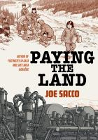 Cover of Paying the Land