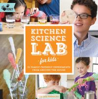 Image: Kitchen Science Lab for Kids