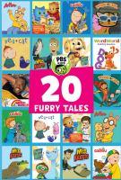 PBS KIDS: 20 FURRY TALES (DVD)