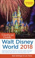 The Unofficial Guide to Walt Disney World, 2018