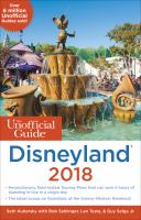 The Unofficial Guide to Disneyland, 2018