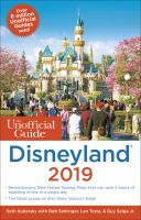 The Unofficial Guide to Disneyland 2019