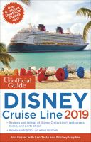 The Unofficial Guide to Disney Cruise Line 2019