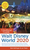 The unofficial guide to Walt Disney World, 2020