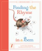 Finding the Rhyme in A Poem