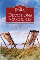 365 Daily Devotions for Couples