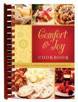 Comfort & Joy Cookbook
