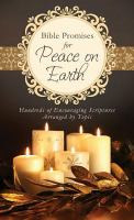 Bible Promises for Peace on Earth