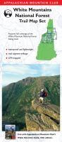 Appalachian Mountain Club White Mountain National Forest Trail Map Set