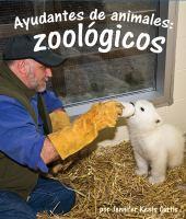 Ayudantes de animales: zoologicos