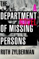 The Department of Missing Persons