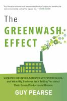 Greenwash Effect