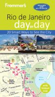 Frommer's Rio Day by Day