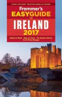 Frommer's Easyguide to Ireland