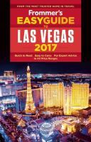 Frommer's Easyguide to Las Vegas