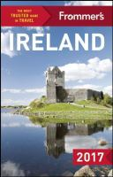 Frommer's Ireland, 2017