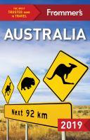 Frommer's Australia, 2019
