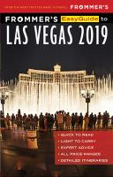 Frommer's easyguide to Las Vegas.