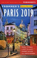 Frommer's Easyguide to Paris