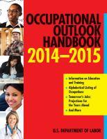 Occupational Outlook Handbook 2014-2015