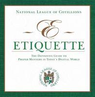 E-etiquette