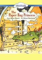 The Paper Bag Princess [dvd]