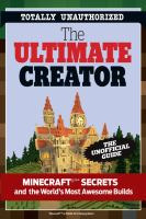 The Ultimate Creator