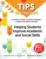 Helping Students Improve Academic and Social Skills