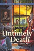 Untimely Death