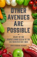 Other Avenues Are Possible