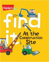Find It at the Construction Site