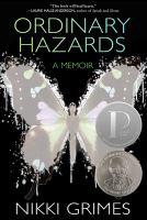 Cover of Ordinary Hazards: A Memoir