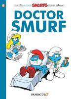 Doctor Smurf a Smurfs graphic novel