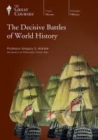 The Decisive Battles of World History