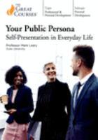 Your Public Persona