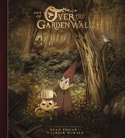 Art of Over the Garden Wall