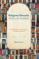 Religious Diversity - Whats the Problem?