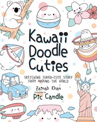 Kawaii Doodle Cuties: Sketching Super-Cute Stuff From Around the World(book-cover)