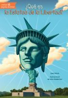 Qué es la Estatua de la Libertad?