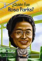 Quién fue Rosa Parks?