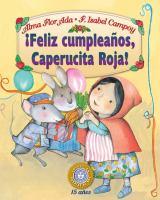 ¡Feliz cumpleaños, Caperucita Roja!