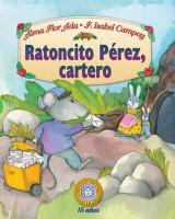 Ratoncito Pérez, cartero