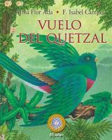 Vuelo del quetzal