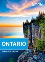 Moon Handbooks Ontario