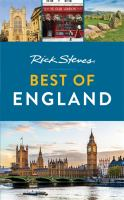Rick Steves Best of England / [Rick Steves]