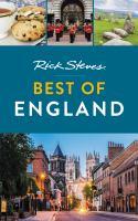 Rick Steves Best of England Including Edinburgh