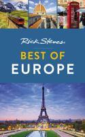 Rick Steves' Best of Europe 2018