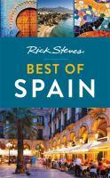 Rick Steves' Best of Spain, [2018]
